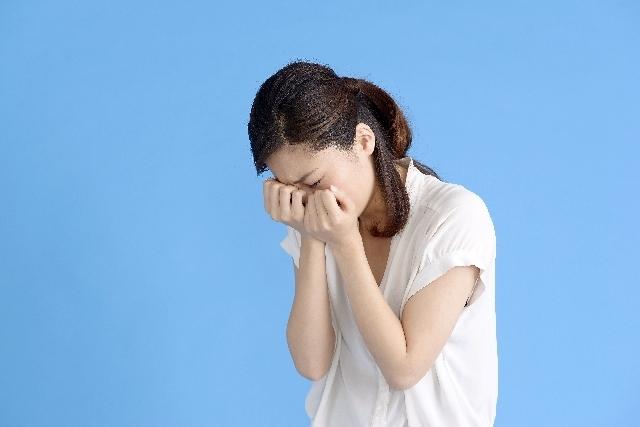 流涙症の症状